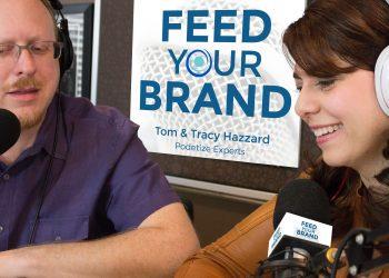 Tom Hazzard   Tracy Hazzard   Feed Your Brand Hosts