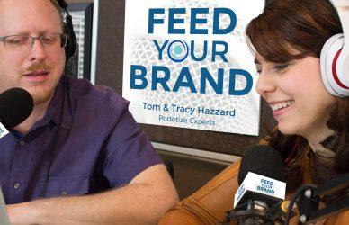 Tom Hazzard | Tracy Hazzard | Feed Your Brand Hosts
