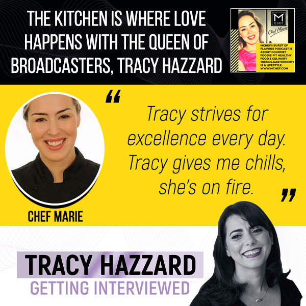 Kitchen Love   Tracy Hazzard   Burst of Flavors with Chef Marie