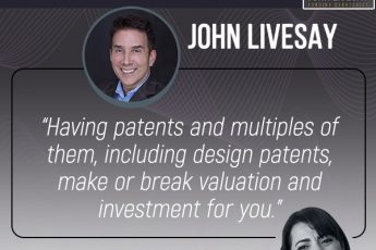 Design Patents | Tracy Hazzard | The Successful Pitch with John Livesay