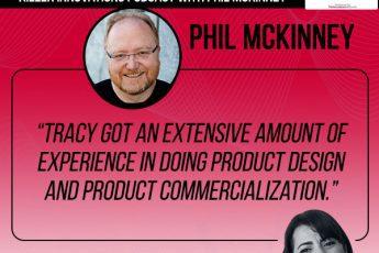 Idea To Shelf | Tracy Hazzard | Killer Innovations Podcast With Phil McKinney