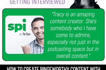 Bingeworthy Content | Tracy Hazzard | The Smart Passive Income Podcast With Pat Flynn