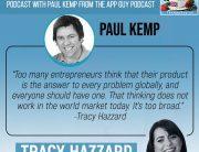 Long-Term Business | Tracy Hazzard | The App Guy Podcast With Paul Kemp