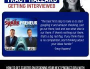 Designing A Product Idea | Tracy Hazzard | The SharkPreneur Podcast With Seth Greene