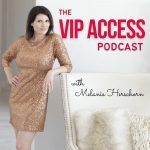 Podcasting Techniques   Tracy Hazzard   The VIP Access Podcast With Melanie Herschorn